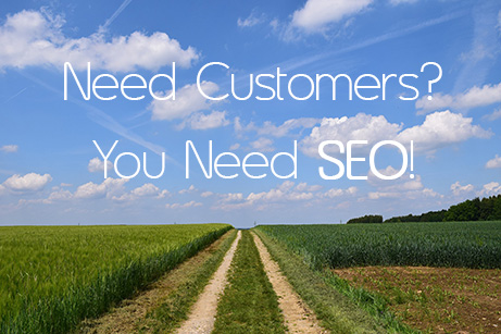 SEO helps customers find you.